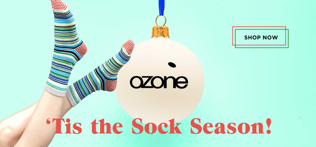 ozone design's fun socks for women and men