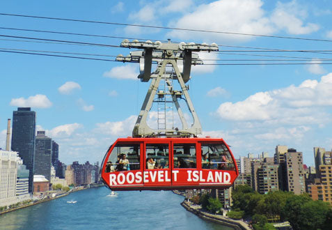 things to do in nyc roosevelt island gondola