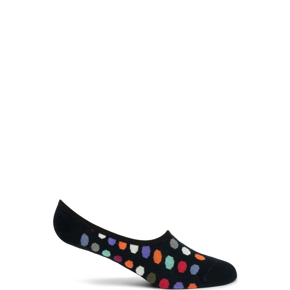 Dots to Dots 2 No Show Sock - Ozone Design Inc
