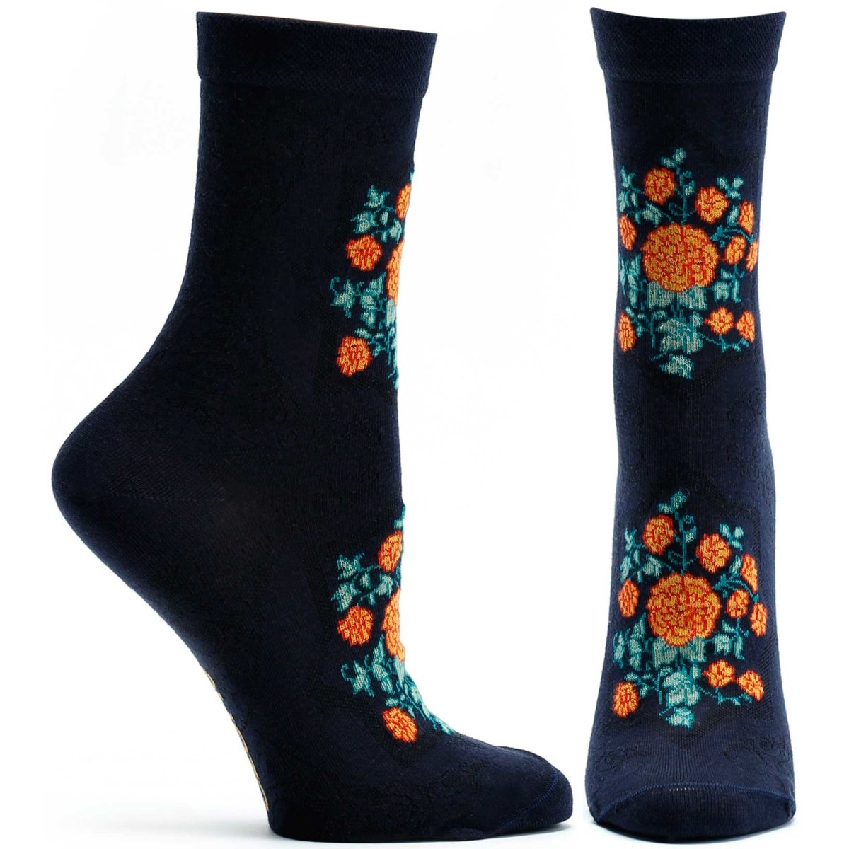 Indian Rosettes Sock - Ozone Design Inc