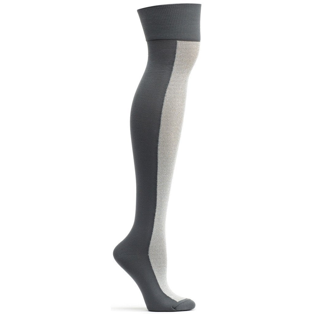 Lurex Racer Over the Knee Sock - Ozone Design Inc