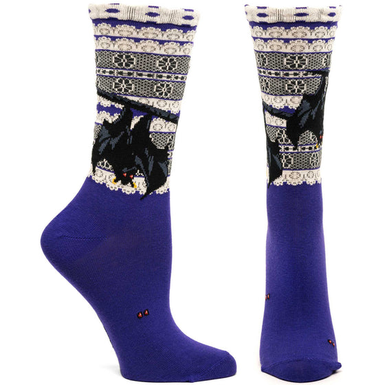 Bat Out of Hell Sock