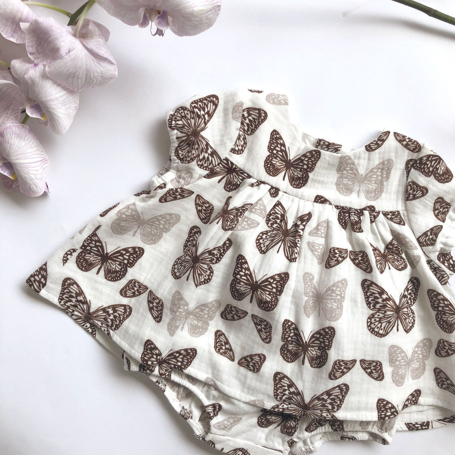 HAMPTON DRESS BUTTERFLY