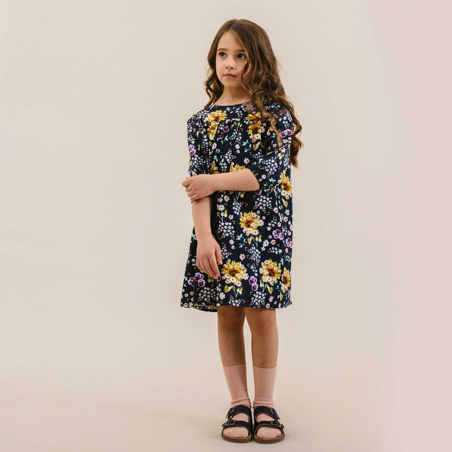 BROOKFIELD DRESS - SUNFLOWER SONG