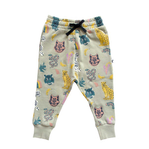 AUSTIN TRACKPANT - ANIMAL KINGDOM BLUE