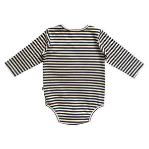 ATLANTA BODYSUIT - NIGHT STRIPE TIGER