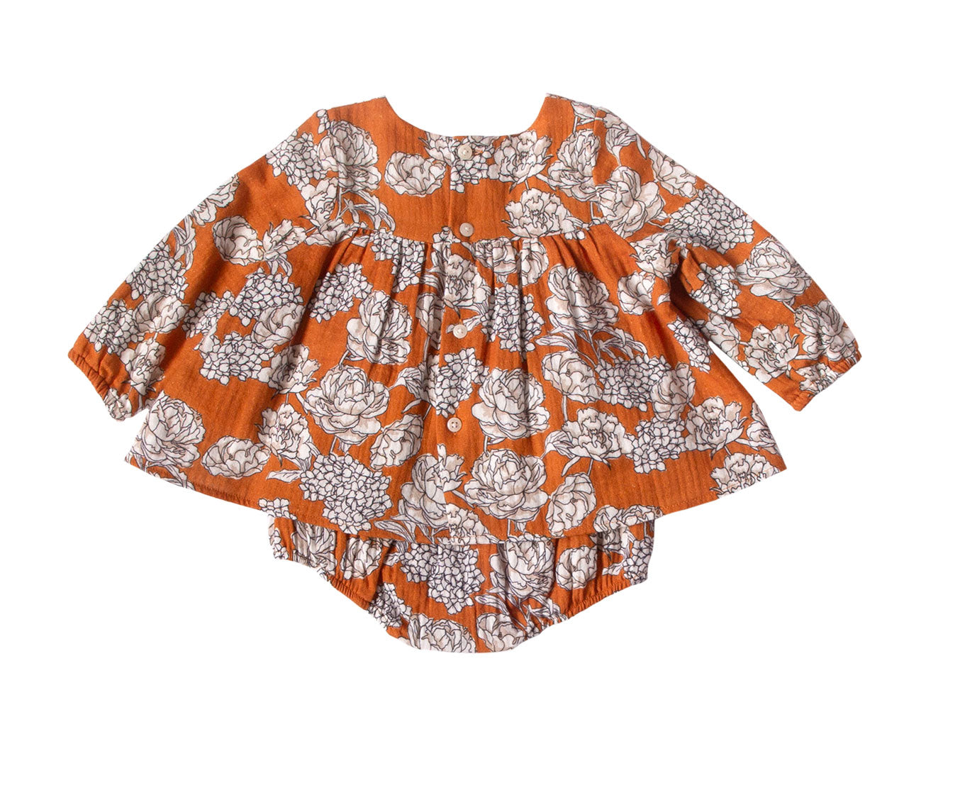363844c72b10e BROOKFIELD DRESS SET FLORA - Phoenix and the Fox