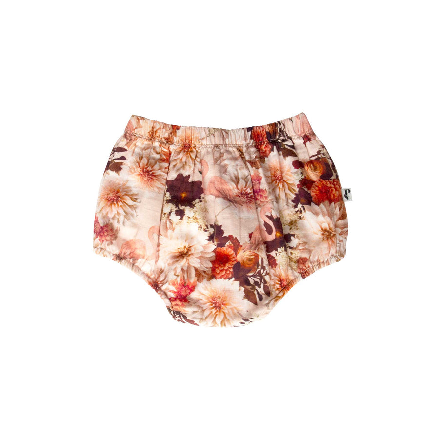 CLEAR WATER SHORTIE - DAHLIA FLAMINGO
