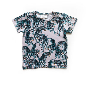 DENVER TEE TIGER BLUE