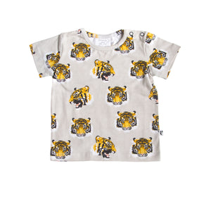 DENVER TEE VERONA TIGER CREAM