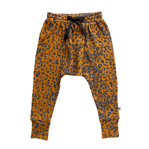 DETROIT PANT - GOLDEN LEOPARD
