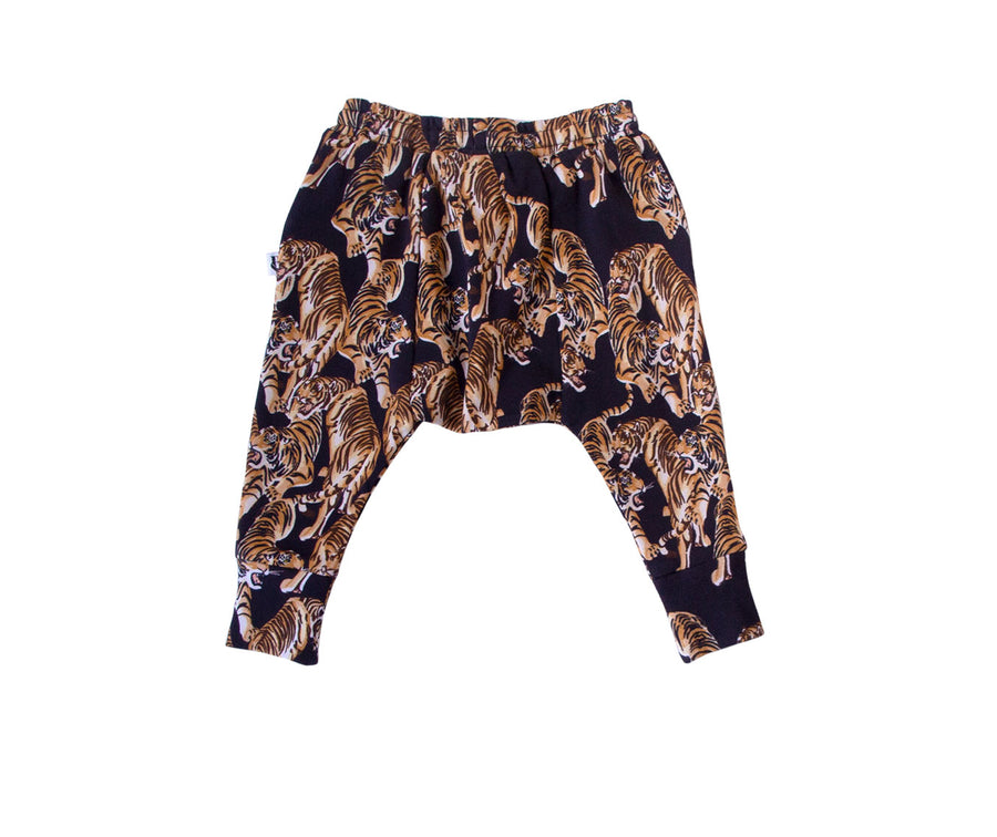 DETROIT PANT TIGER BLACK