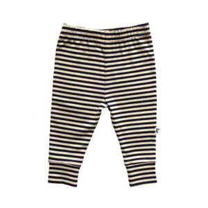 EDISON LEGGING - WINTER NIGHT STRIPE
