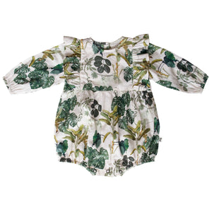GEORGIA ROMPER - JUNGLE ALLEY