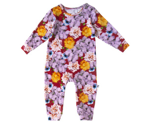 KNOXVILLE ROMPER BLOOMS