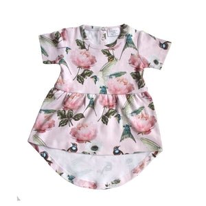 MEMPHIS DRESS SWEET SORROW PINK