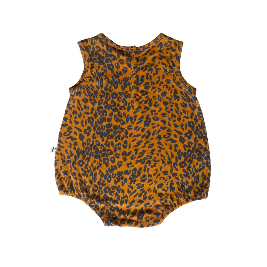 NEVADA BODYSUIT - GOLDEN LEOPARD