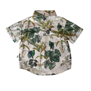 OCEANSIDE SHIRT - JUNGLE ALLEY
