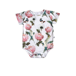 ORLANDO BODYSUIT SWEET SORROW WHITE