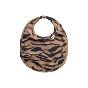 TENNESSEE BIB - TIGER STRIPE FAWN