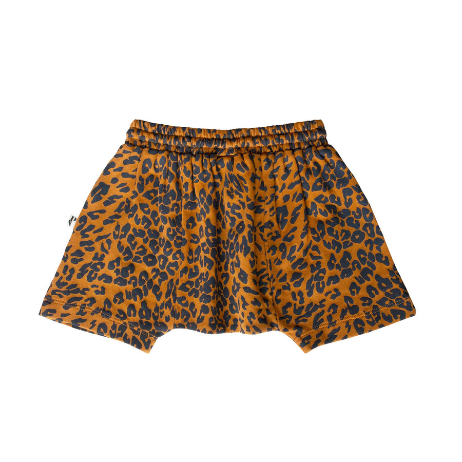 WASHINGTON SHORT - GOLDEN LEOPARD