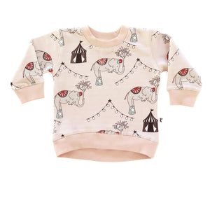 DAKOTA PULL OVER - LE CIRCUS ELEPHANT