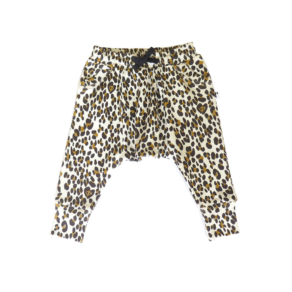 DETROIT PANT - A LEOPARD IN PARIS