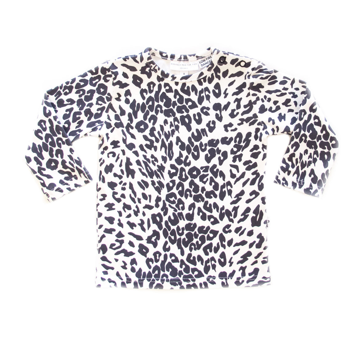BALTIMORE TEE - CHEETAH LOVE
