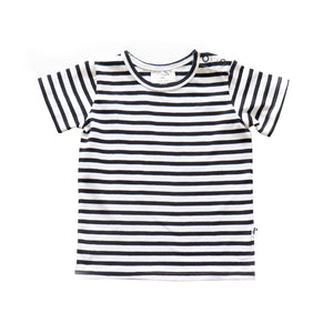 DENVER TEE - CHINA TOWN STRIPE