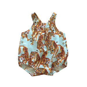 JACKSONVILLE ROMPER - YEAR OF THE TIGER BLUE