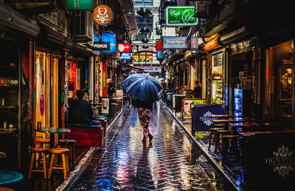 Melbourne streets