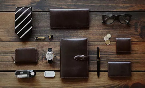 MerrySix Personalized Handcrafting Veg-Tanned Leather Crafts