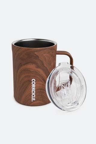 Corkcicle Wood Mug 16oz