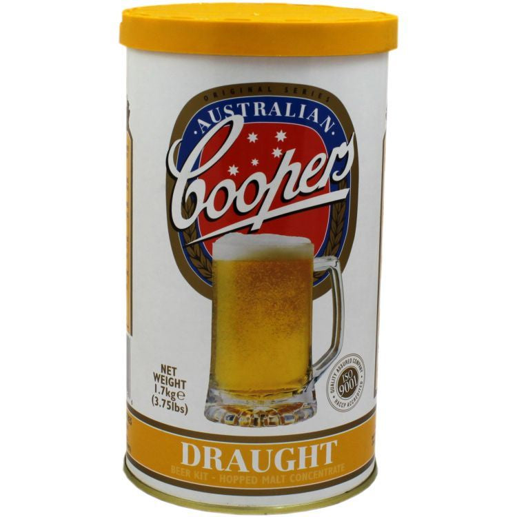 Coopers Draught Bitter 1.7 Kg