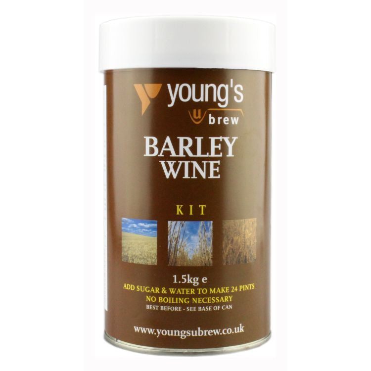 Young's Harvest Barley Wine Beer Kit | 24 pint