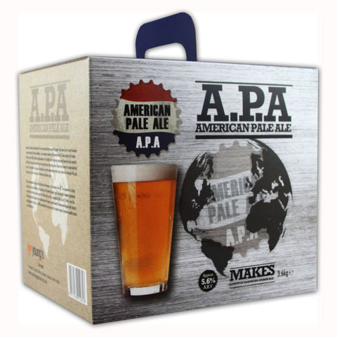 American Pale Ale Beer Kit 'A.P.A' | 40 pint | 5.6%