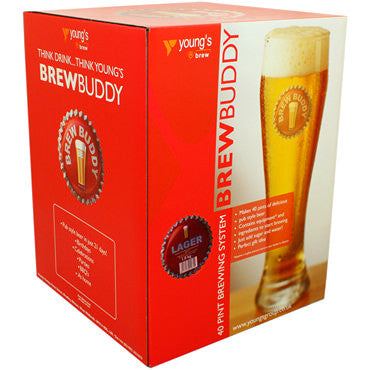 BrewBuddy Lager Start Kit