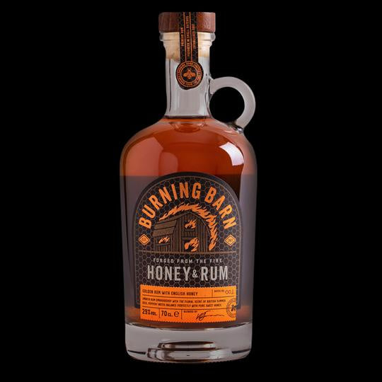 Burning Barn Honey & Rum | 29% | 70cl Bottle