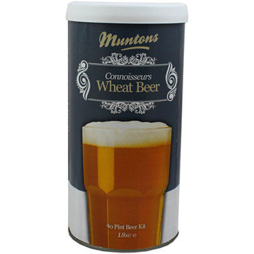 Muntons Connoisseurs Wheat Beer Kit - 40 pt.