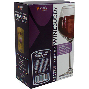 Winebuddy (6 bottle) cabernet sauvignon