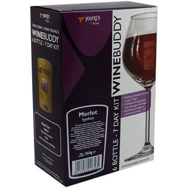 Winebuddy (6 bottle) merlot
