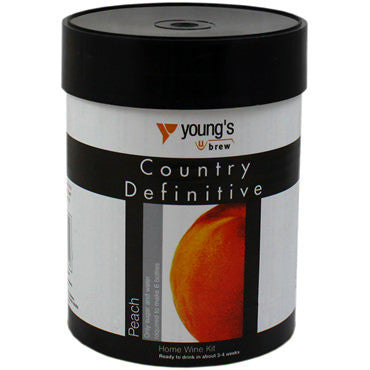 Young's Definitive Country (6 bottle) peach