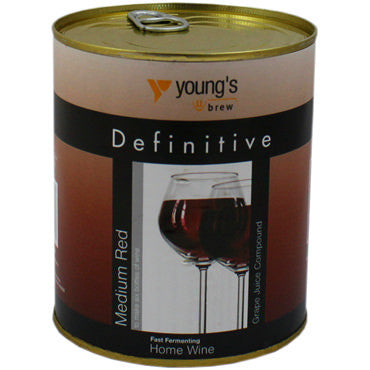 Young's Definitive Grape Juice 900 g - Red