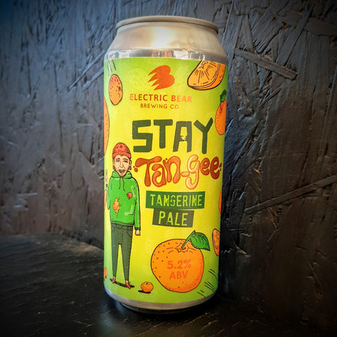 Stay Tan-Gee | 5.2%