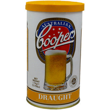 Coopers Draught Bitter Kit - 40 pt.