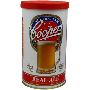 Coopers Real Ale Kit - 40 pt.