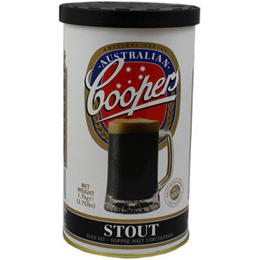 Coopers Stout Kit - 40 pt.