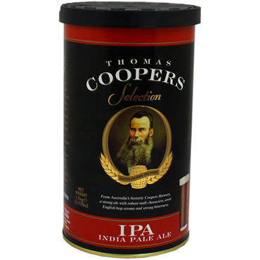 Coopers India Pale Ale Kit - 40 pt.