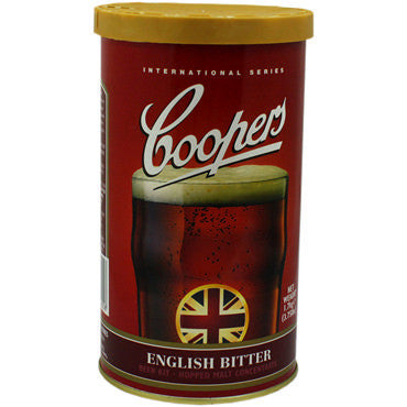 Coopers English Bitter Kit - 40 pt.