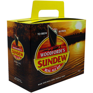 Woodforde's Sundew Golden Ale Real Ale Kit 3kg - 40 pt. (4.2%)
